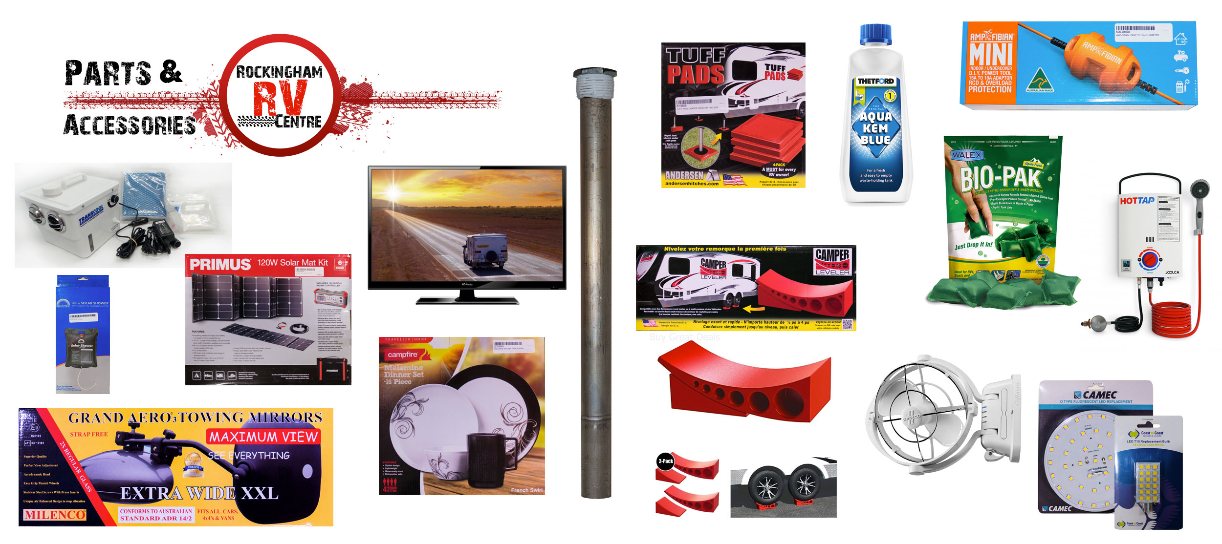 Rockingham RV Parts and Accessories