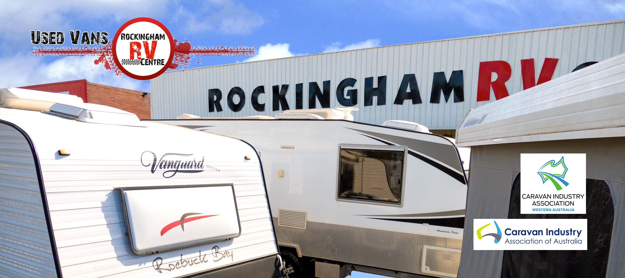 Rockingham RV for Used Caravans