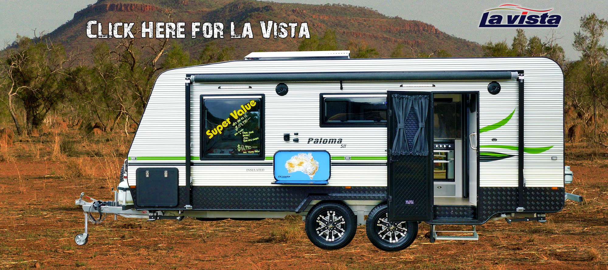 New Caravans from La Vista at Rockingham RV