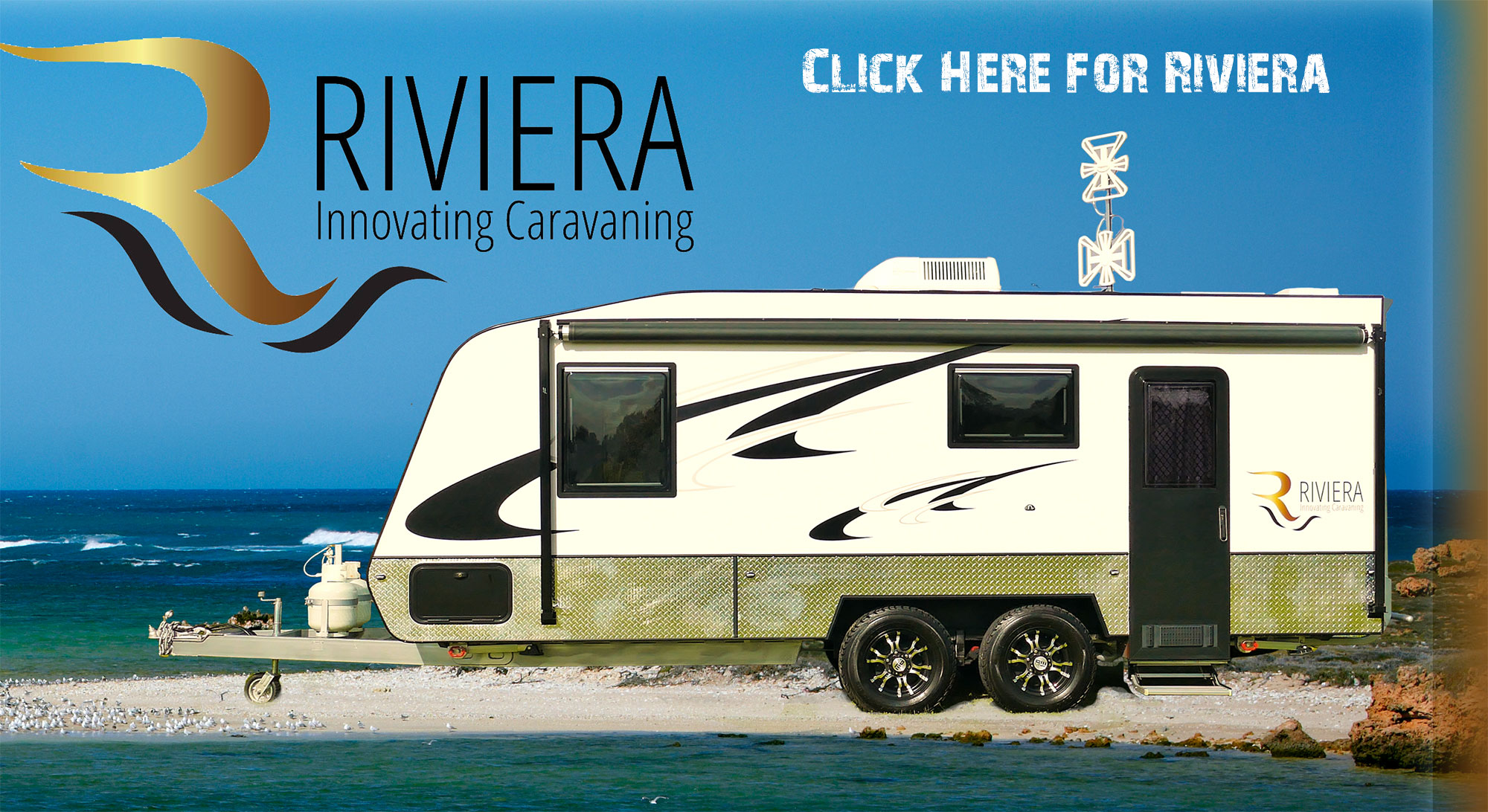 New Caravans from Riviera