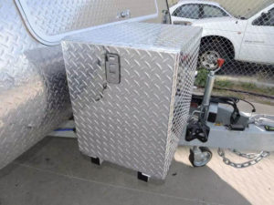Custom Storage & Toolboxes for Caravans
