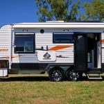 La Vista Paloma On-Road Tourer Caravan