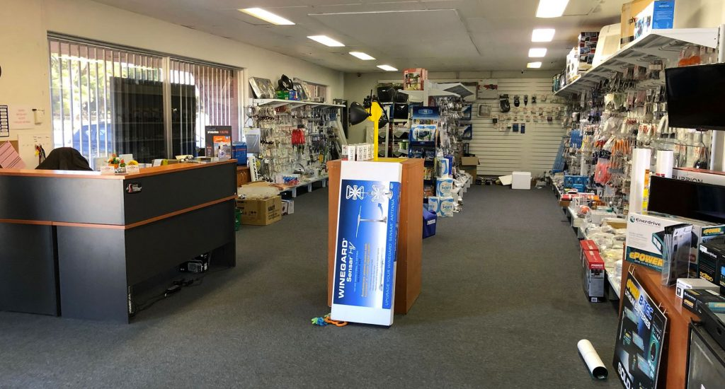 Rockingham RV Caravan Parts and Accessories Store