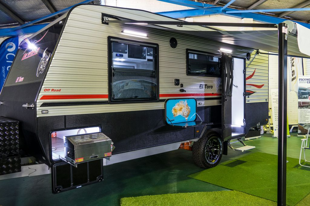 La Vista El Toro Offroad Caravan at Rockingham RV