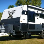 La Vista El Toro X Off Road Caravan