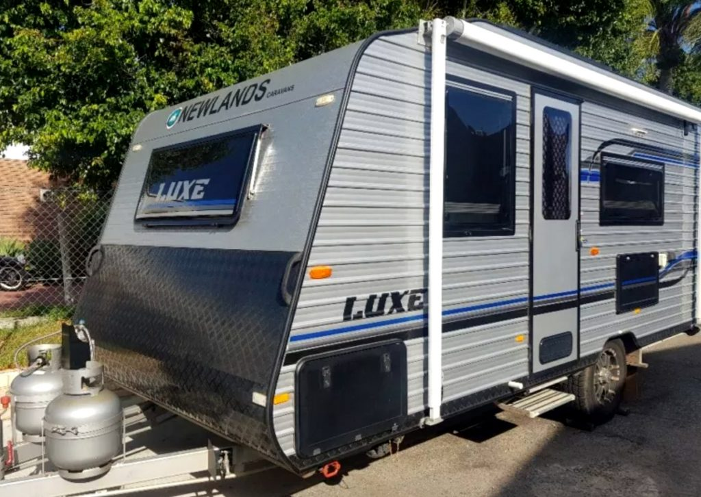 Newlands Lux Used Caravan